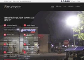 solarlightingtower.com
