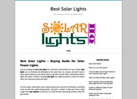 solarlightshq.com