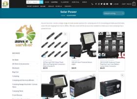 solarpanelscamping.com.au