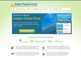 solarpanelscost.org.uk