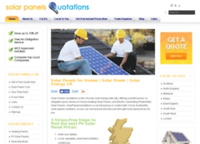 Solarpanelsquotations.co.uk