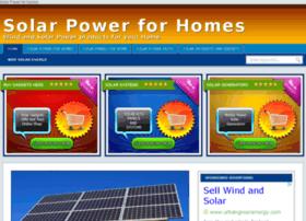 solarpowerandhomes.net