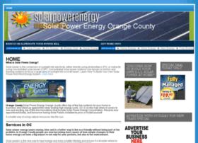 solarpowerenergyorangecounty.com