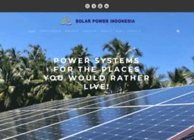 solarpowerindonesia.com
