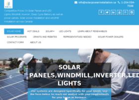 solarpowerinstallation.ca