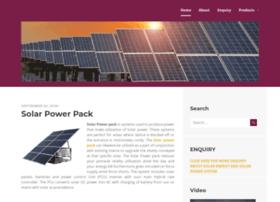 solarpowersystemsinuk.wordpress.com