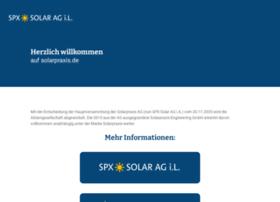 solarpraxis.de