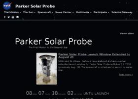 solarprobe.jhuapl.edu