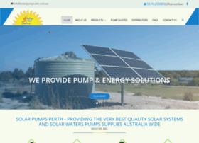 solarpumpsales.com.au