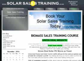 solarsalestraining.co.uk
