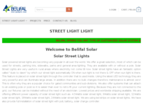 solarstreetlightsindia.in