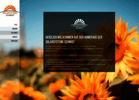 solarsysteme-schmidt.de