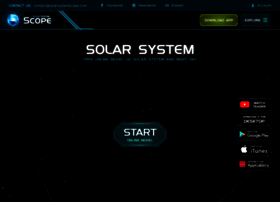 solarsystemscope.com