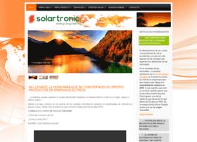 solartronic.com