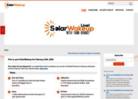 solarwakeup.com