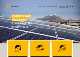 solarworld.co.za