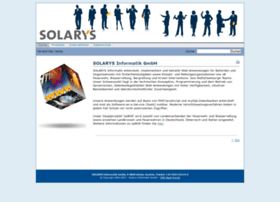 solarys.com