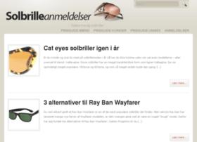 solbrilleanmeldelser.dk