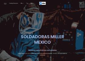 soldadoramillermexico.com.mx