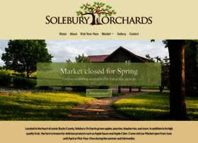 soleburyorchards.com