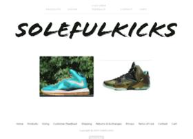 solefulkicks.bigcartel.com