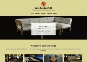 soleglobalindo.com