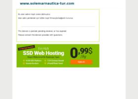 solemarnautica-tur.com