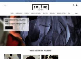 soleneboutique.com