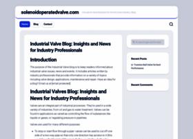 solenoidoperatedvalve.com