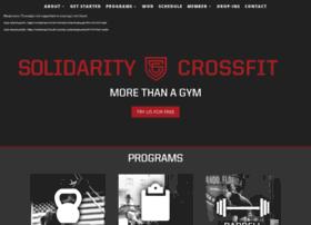 solidaritycrossfit.com