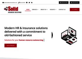 solidbusinesssolutions.com
