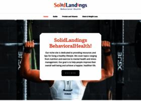 solidlandingsbehavioralhealth.com