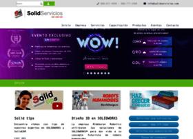 solidservicios.com