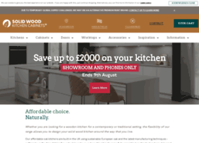 solidwoodkitchencabinets.co.uk