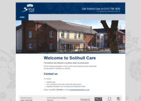 solihullcare.co.uk