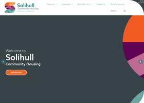 solihullcommunityhousing.org.uk