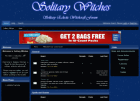 solitarywitches.boards.net
