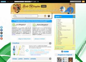 soloabogados.org