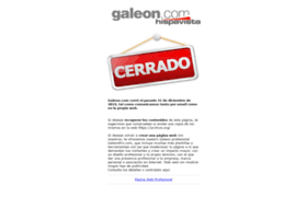 sologentevicioso.galeon.com