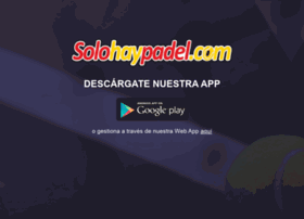 solohaypadel.com