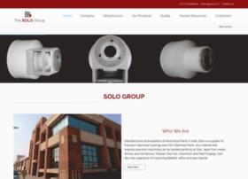solomanufacturing.com
