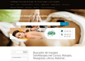 solomasajes.net
