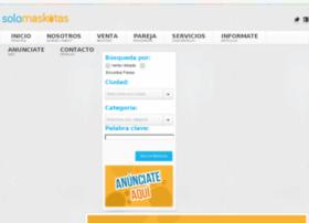solomaskotas.com