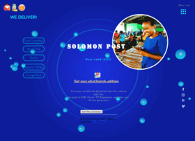 solomonpost.com.sb