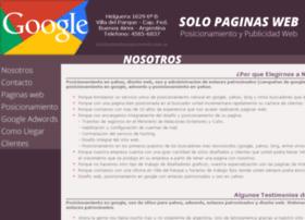 solopaginasweb.com.ar
