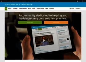 solopracticeuniversity.com