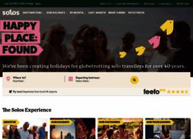 solosholidays.co.uk
