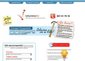 solucionaklic.com