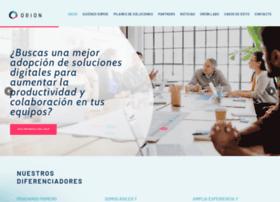 solucionesorion.com