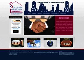 solucioninmobiliariasi.com